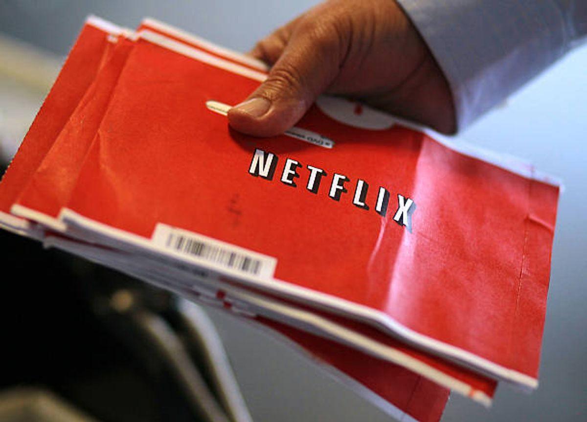 Netflix Movie Rental